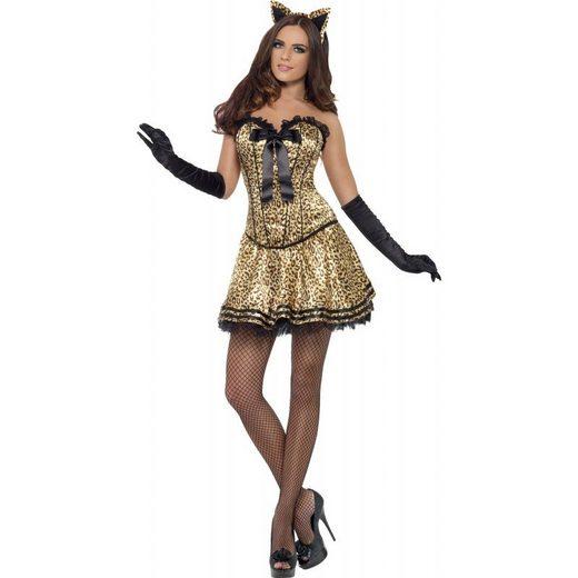 Beauty Leo Cat Kostüm für Damen