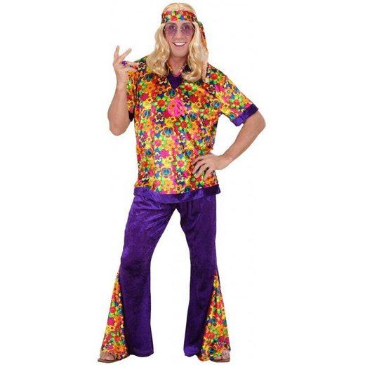Hippie Dude Kostüm für Herren