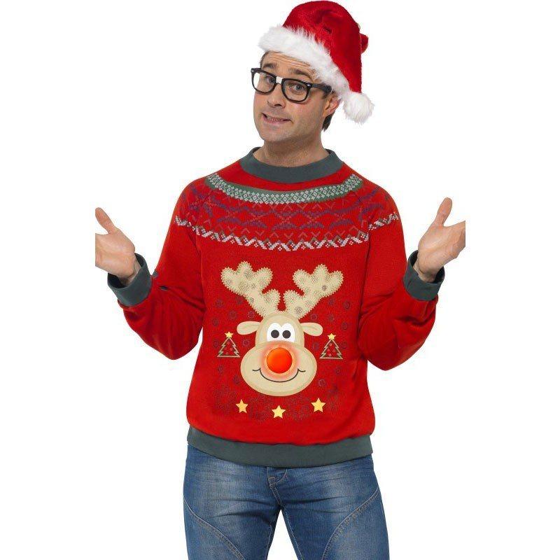 am besten einkaufen Neuestes Design professionelles Design Weihnachtspullover Rentier, Ideal für die festlichen Feiertage online  kaufen | OTTO