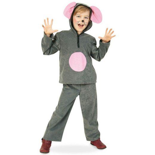 Leo Läuschen Maus Kostüm für Kinder