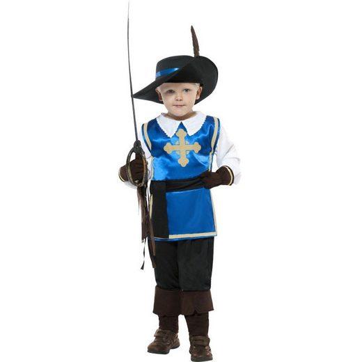 Little Musketeer Kinder Kostüm