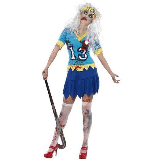Horror Hockey Kostüm für Damen