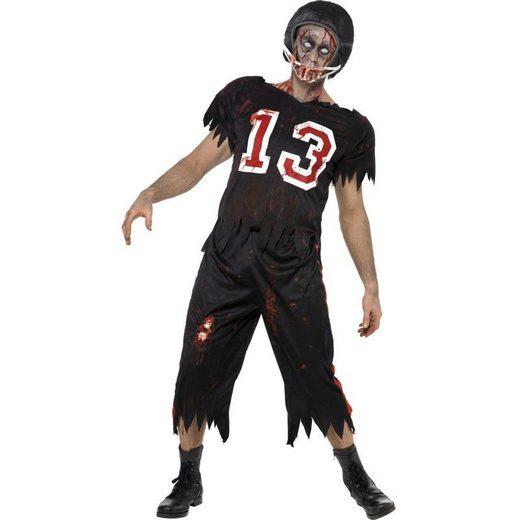Highschool Horror Zombie Footballer Kostüm