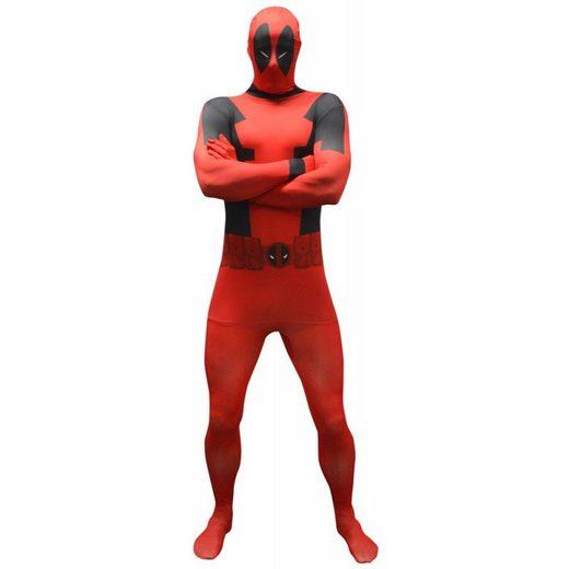 Marvel Deadpool Morphsuit Value
