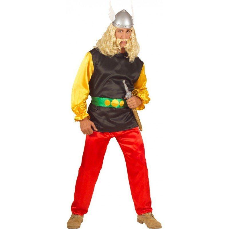 Gallischer Krieger Kostüm für Herren, 3-teilig online