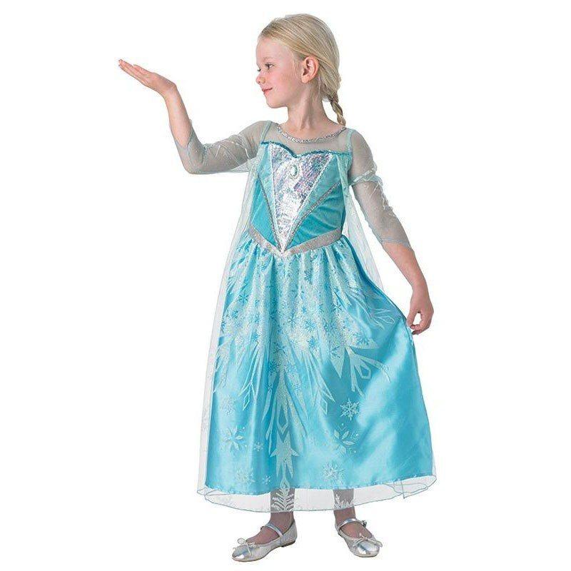 Elsa Frozen Premium Princess Kinderkostüm kaufen | OTTO