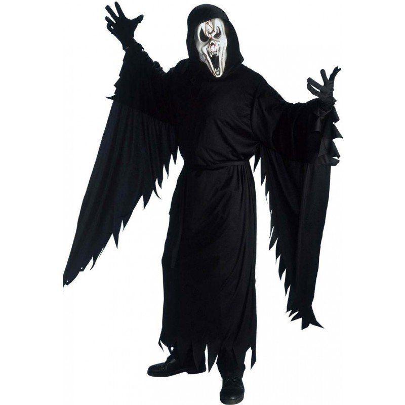 Horror Screaming Ghost Kostüm
