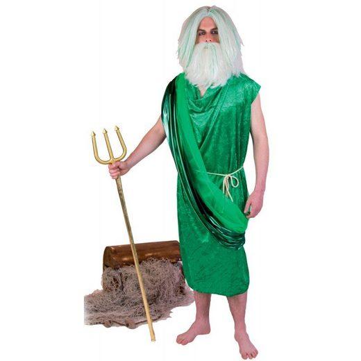 Neptun Gottheit Herrenkostüm