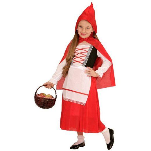 Märchenhaftes Rotkäppchen Kinderkostüm