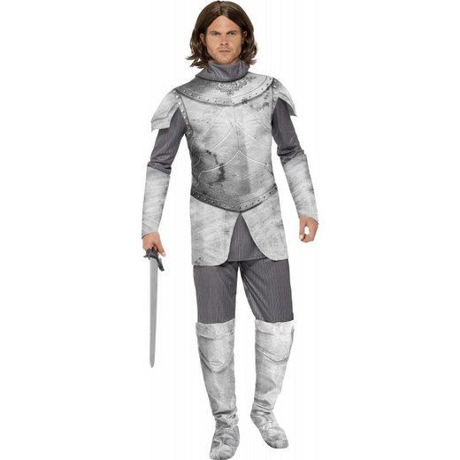 Sir Siverstar Ritter Kostüm für Herren