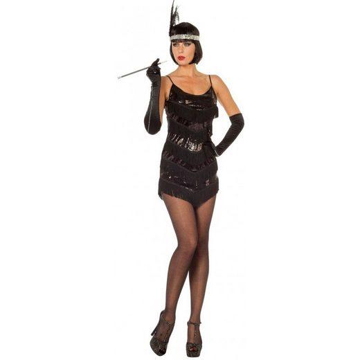 20's Sally Flapper Diva Kostüm