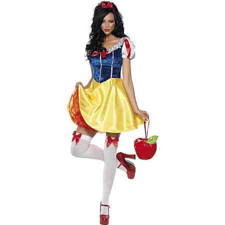 Sexy Märchen Kostüm für Damen