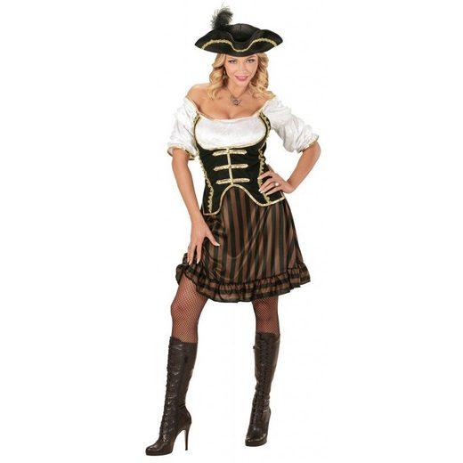 Piratin der Eisen Inseln Damenkostüm