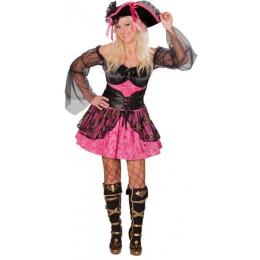 Sexy Piratenbraut Kostüm für Damen