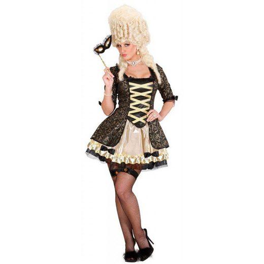 Reine de Baroque Joséphine schwarz Kostüm
