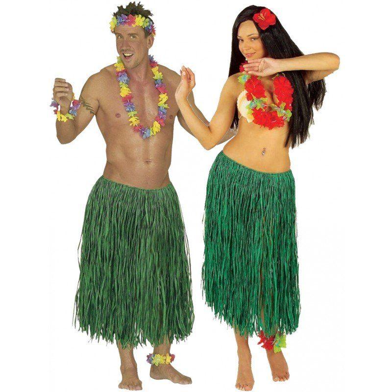 Hawaiirock Waikiki grün 78cm (Größe)