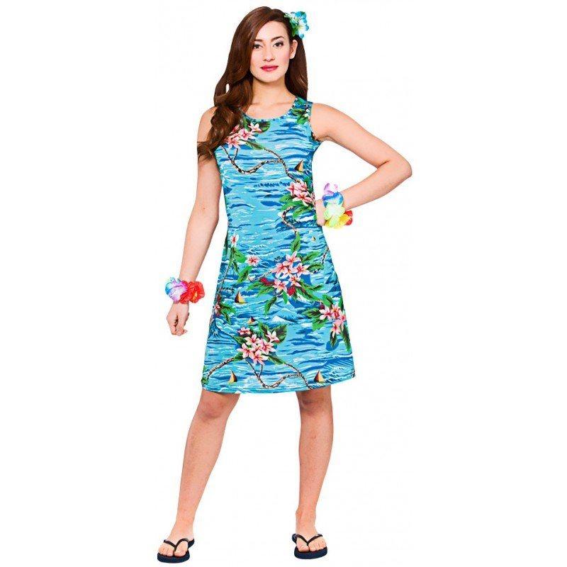Beachparty Hawaii Kleid Blue Ocean online kaufen | OTTO