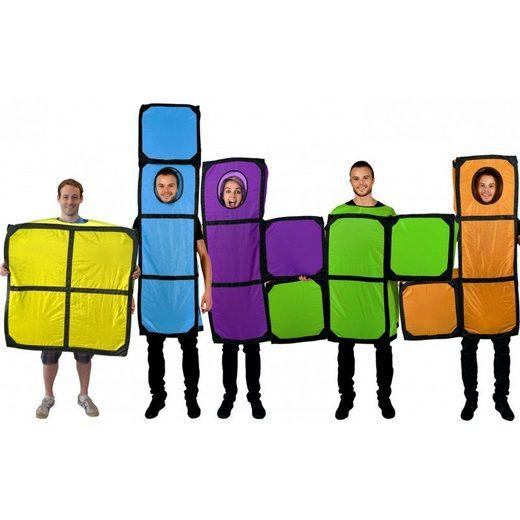 Tetris Kostüm