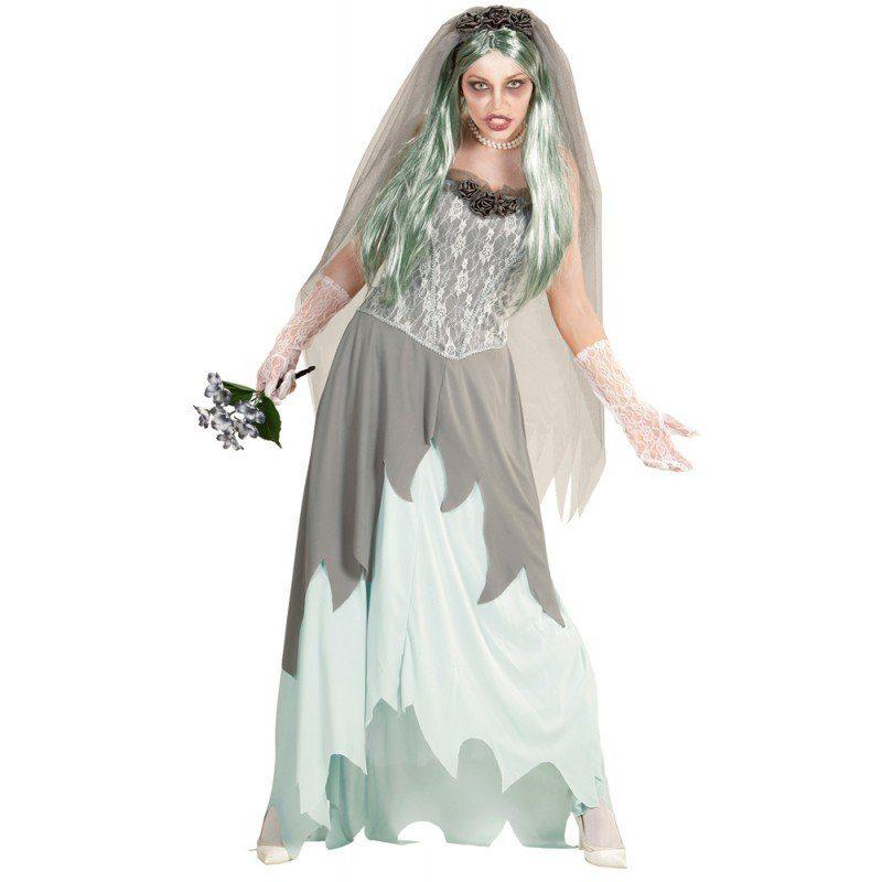 Mariella Zombie Damenkostüm