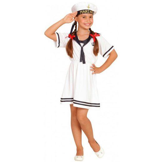 Sailor Girl Marine Kinderkostüm