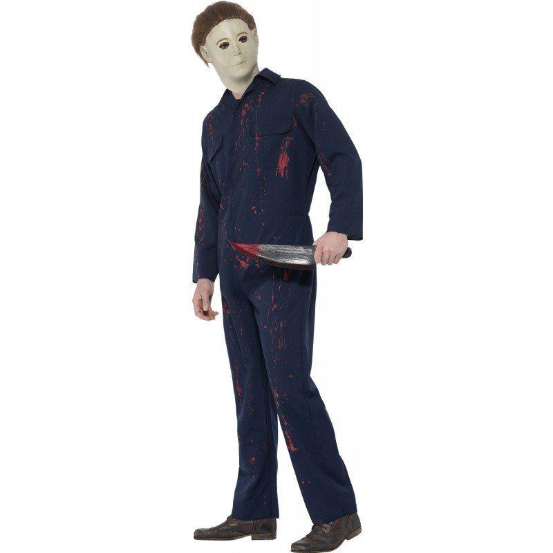 Bloody Michael Myers Kostüm für Herren