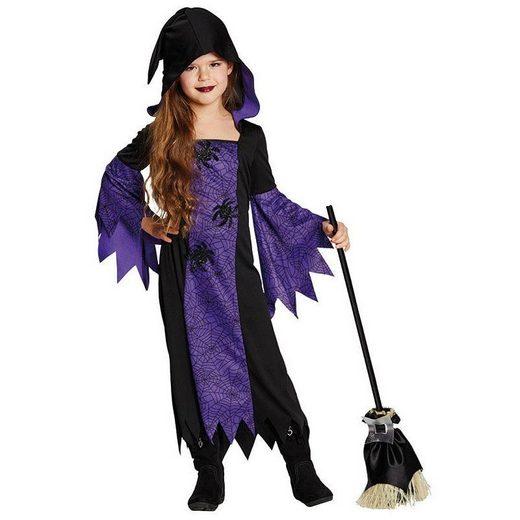Hexe Leila-Violette Kinderkostüm