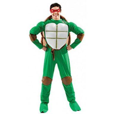 Teenage Mutant Ninja Turtles Deluxe Kostüm für ...