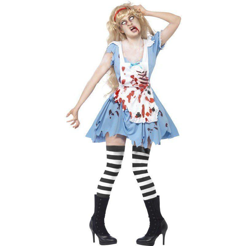 Zombie Malice Kostüm