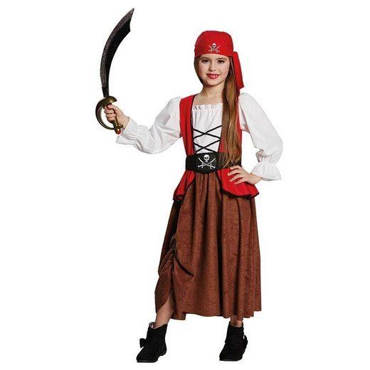 Furchtlose Piratin Cloe Kinderkostüm