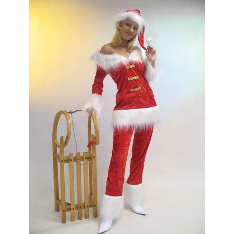 8e342f86bd22a Zuckersüße Weihnachtsfrau Kostüm online kaufen | OTTO