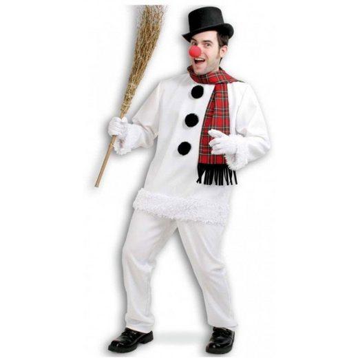 Schneemann Kostüm Erwin