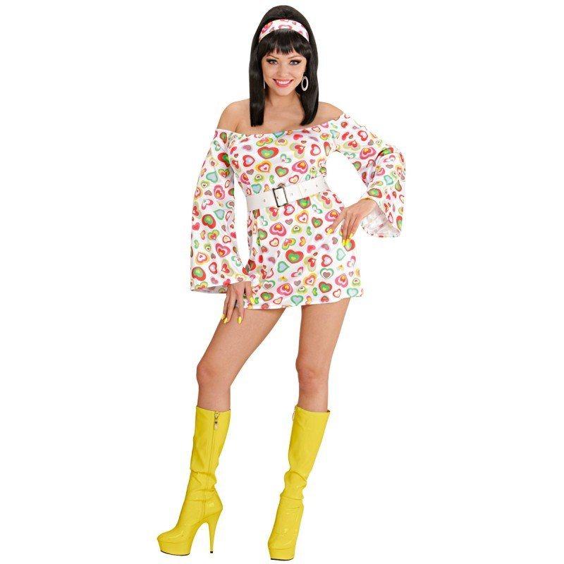 70er Jahre Sweet Heart Kostum Fur Damen Kaufen Otto