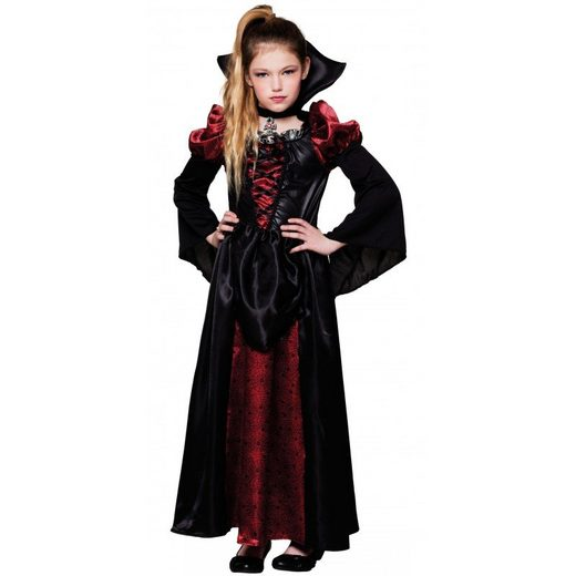 Vampir Prinzessin Catrina Kinderkostüm