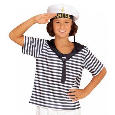Marine Kinder Kostüm-Set