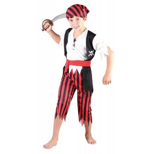 Freibeuter Pirat Jimmy Kinderkostüm