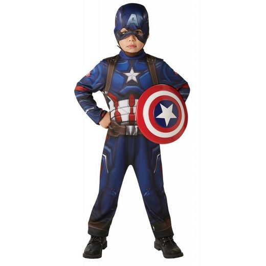 Captain America Civil War Kinderkostüm