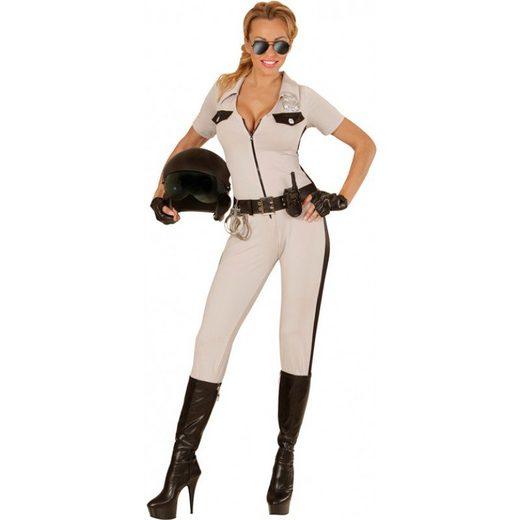 Sexy Highway Patrol Police Lady Kostüm