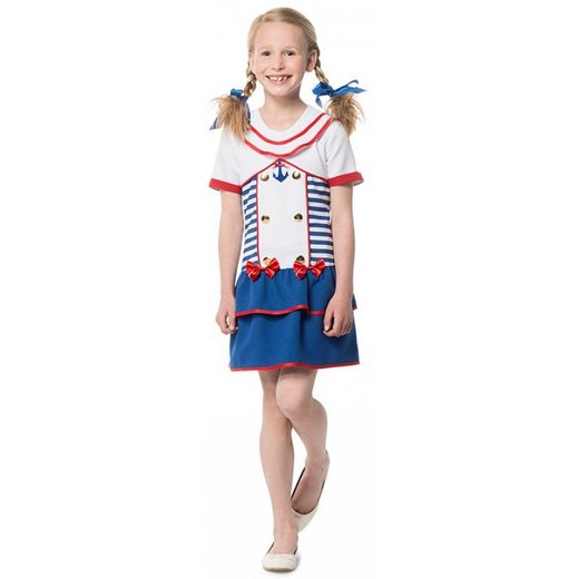 Little Sailor Girl Matrosin Mädchenkostüm