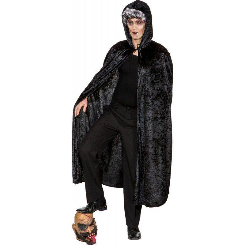 Dracula Samt-Umhang - Einheitsgröße