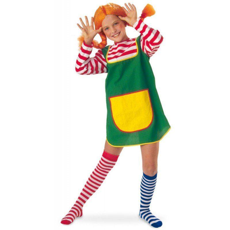Freches Pippaminza Kostüm für Kinder