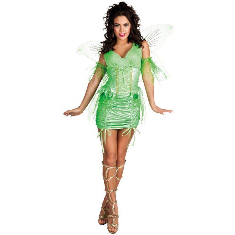Greeny Zauberfee Kostüm