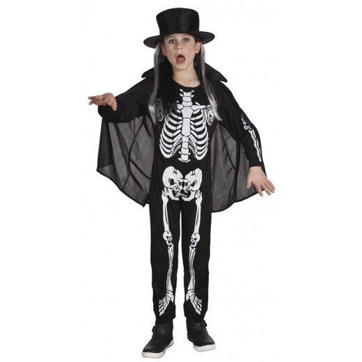 Scary Skeleton Boy Halloween Kinderkostüm