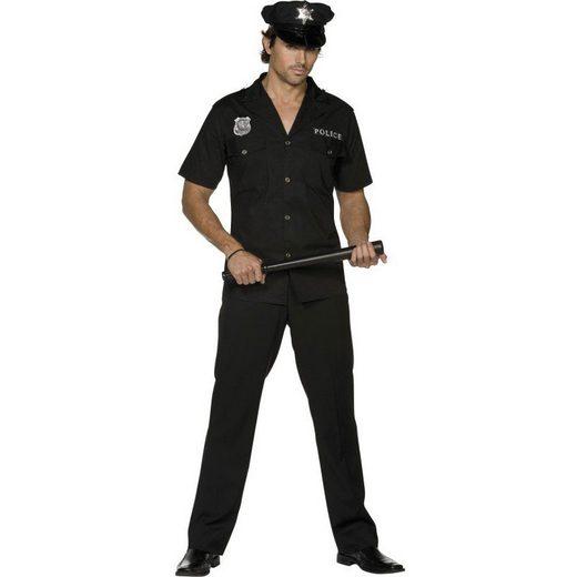 Miami Cop Polizei Kostüm Deluxe