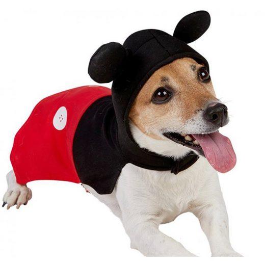 Micky Maus Hundekostüm