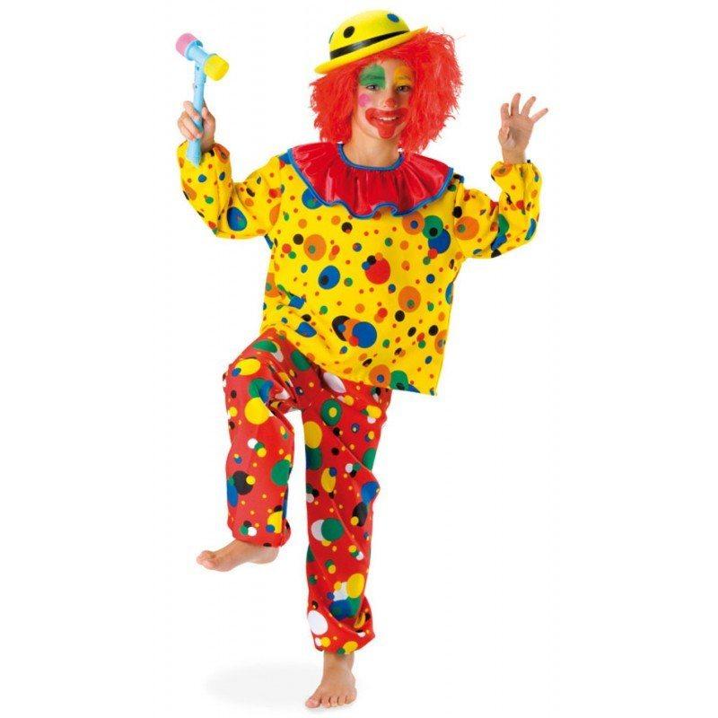 lustiger clown juppi kinderkost m online kaufen otto. Black Bedroom Furniture Sets. Home Design Ideas