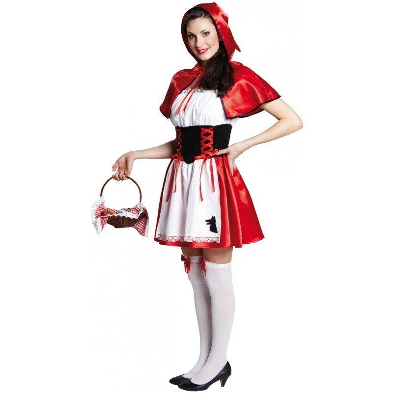 Rotkappchen Kostum Fur Damen Online Kaufen Otto