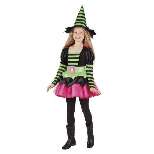 Sweet Lollipop Witch Hexenkostüm für Kinder