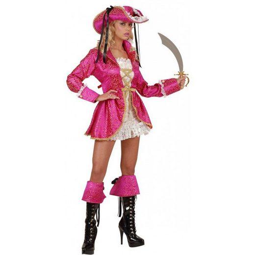 Sexy Piratin Kostüm in Theaterqualität