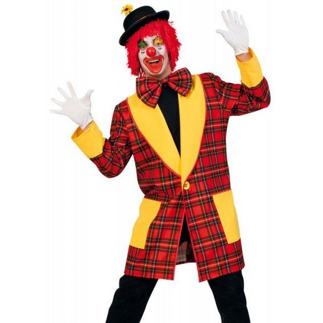 - Tartan Clown Jacke für Herren