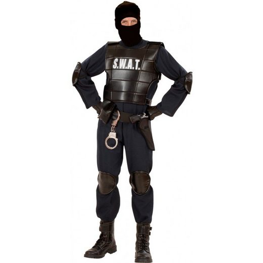 Special Police Officer SWAT Kostüm
